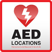 AED locations